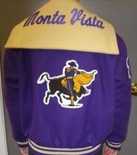 Ladies Varsity Jacket Image