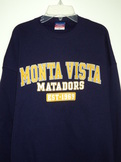 Monta Vista Crew Sweatshirt Image